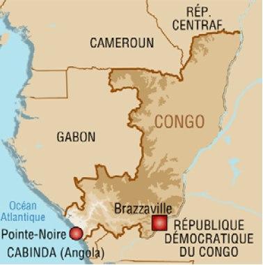 La république du congo dont la capitale est brazzaville, souvent